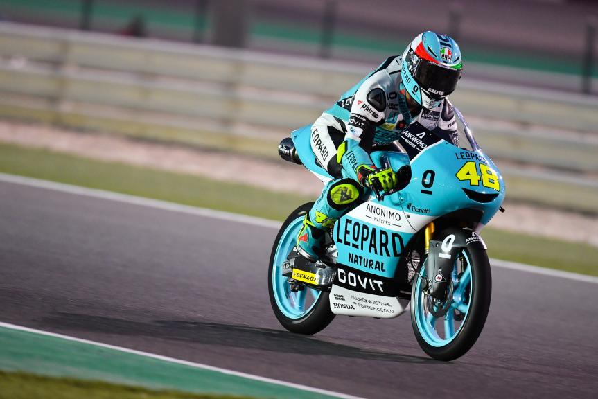 Lorenzo Dalla Porta, Leopard Racing, Grand Prix of Qatar
