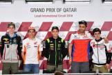 Press-Conference, Grand Prix of Qatars