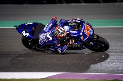 #QatarGP MotoGP™ qualifying in slow motion