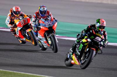 Re-Live: Der Fight beim #QatarGP