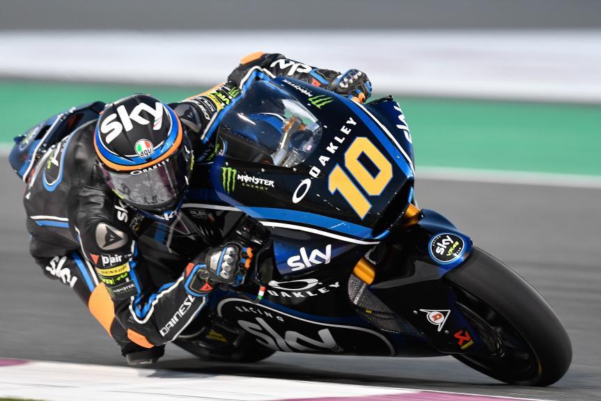 Luca Marini, Sky Racing Team VR46, Grand Prix of Qatar