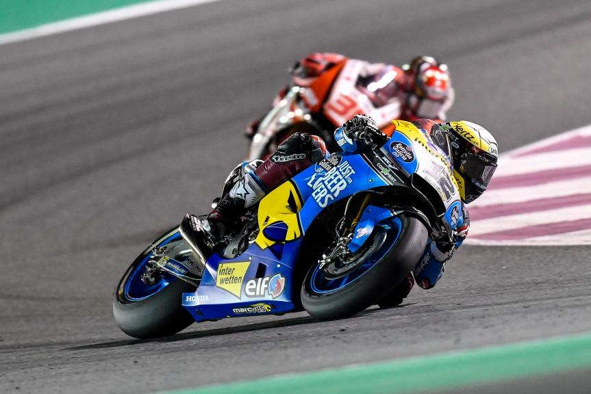 Thom Luthi, Eg 0,0 Marc VDS, Grand Prix of Qatar