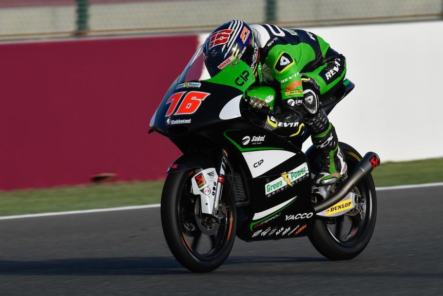 Andrea Migno, Angel Nieto Team Moto3, Grand Prix of Qatar