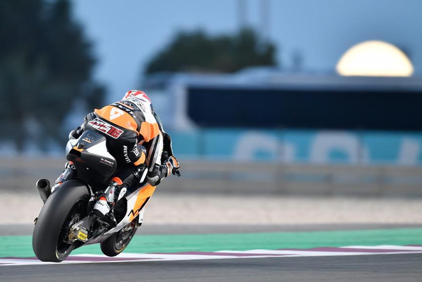 Joe Roberts, NTS Rw Racing GP, Grand Prix of Qatar