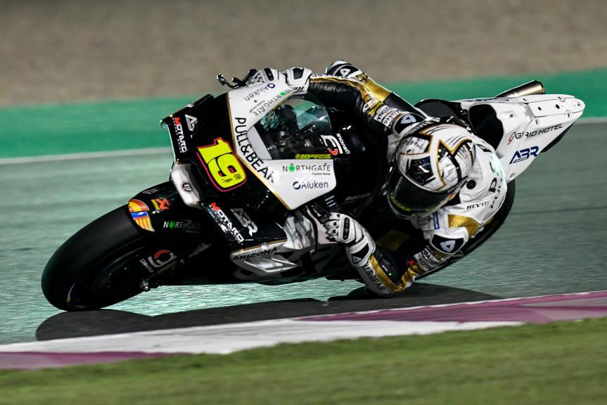 Alvaro Bautista, Angel Nieto Team, Grand Prix of Qatar