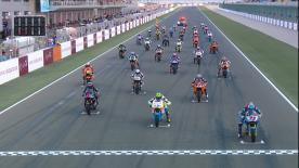Watch the intermediate class do battle at the #QatarGP in full with a last lap showdown for victory