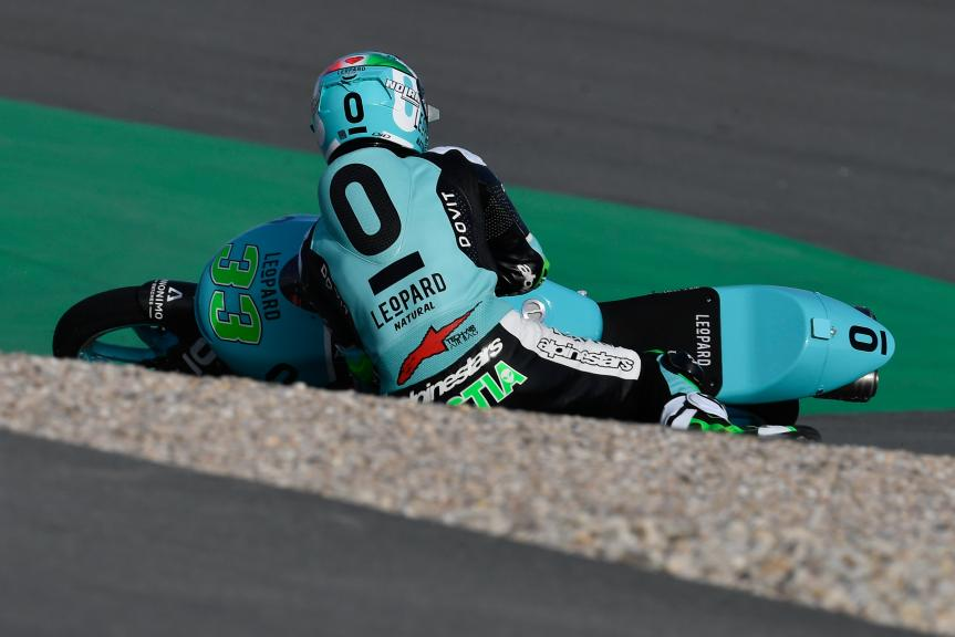 Enea Bastianini, Leopard Racing, Grand Prix of Qatar