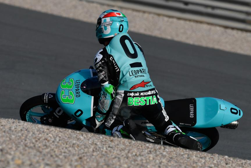 Enea Bastianini, Leopard Racing, Grand Prix of Qatar