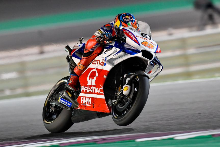 Jack Miller, Alma Pramac Racing, Grand Prix of Qatar