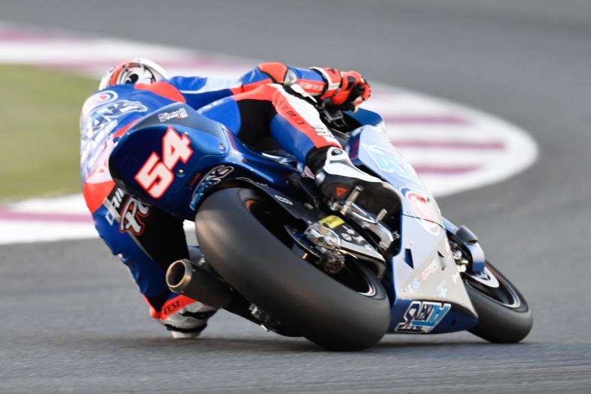 Mattia Pasini, Italtrans Racing Team, Grand Prix of Qatar
