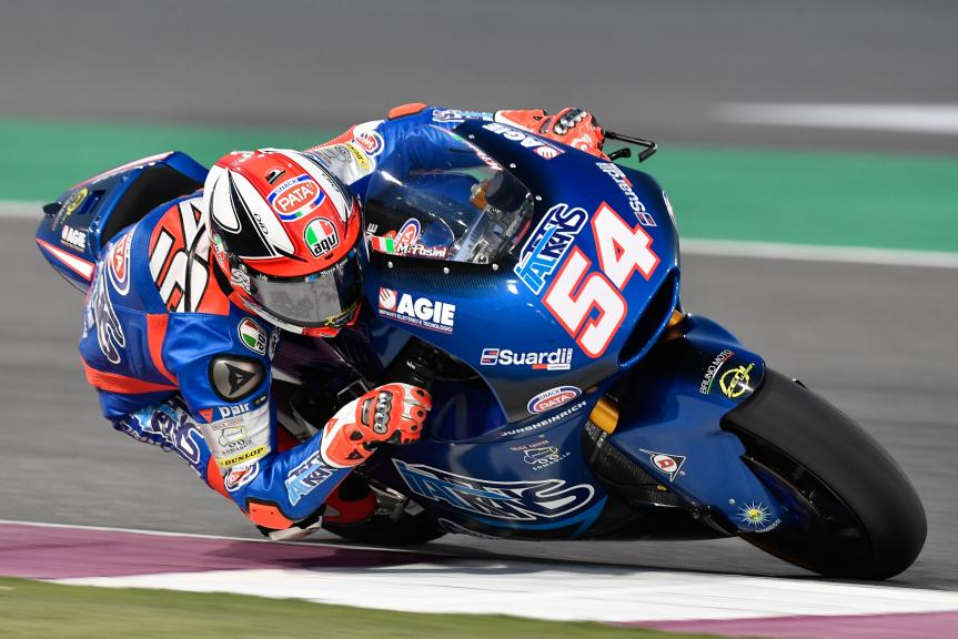 Mattia Pasini, Italtrans Racing Team, Grand Prix of Qatar