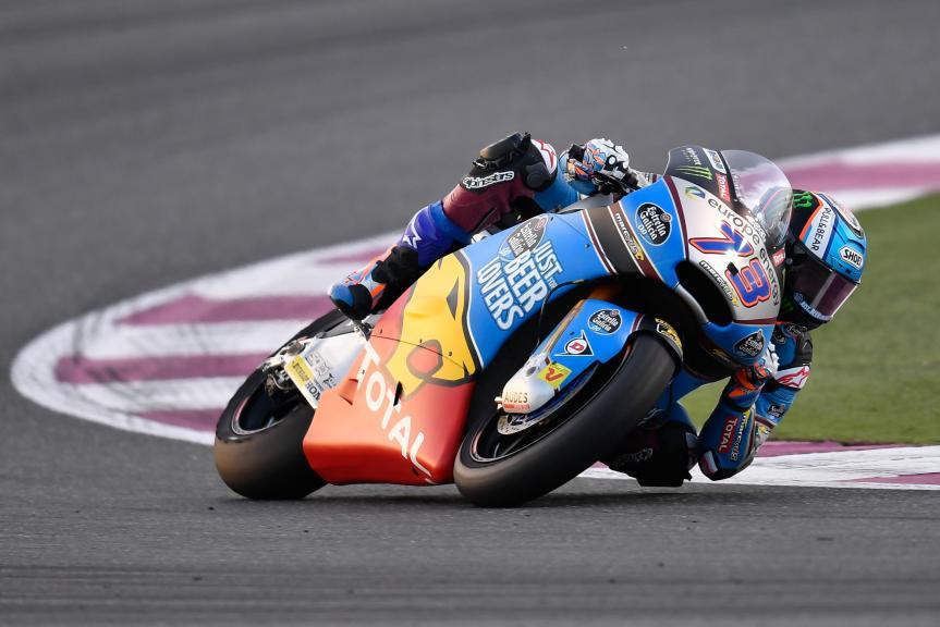 Alex Marquez, Eg 0,0 Marc VDS, Grand Prix of Qatar