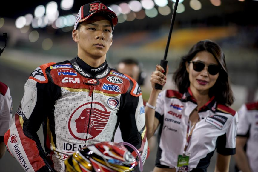 Takaaki Nakagami, LCR Honda Idemitsu, Grand Prix of Qatar