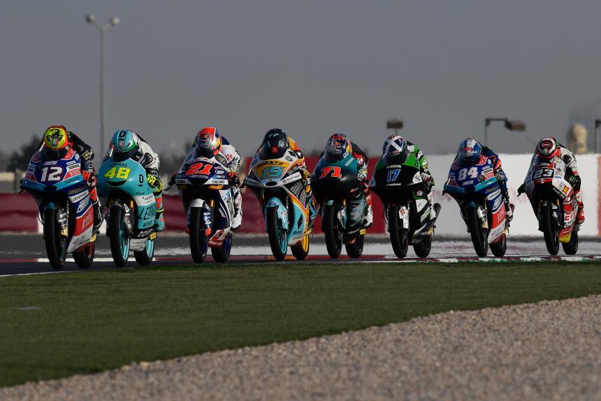 Moto3, Grand Prix of Qatar