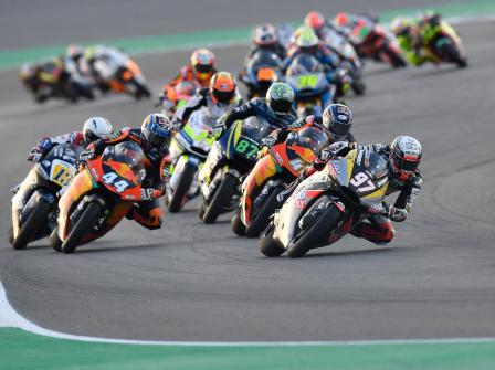 Moto2, Race, Grand Prix of Qatar