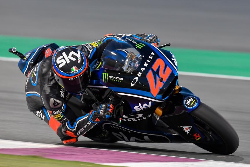 Francesco Bagnaia, Sky Racing Team VR46, Grand Prix of Qatar