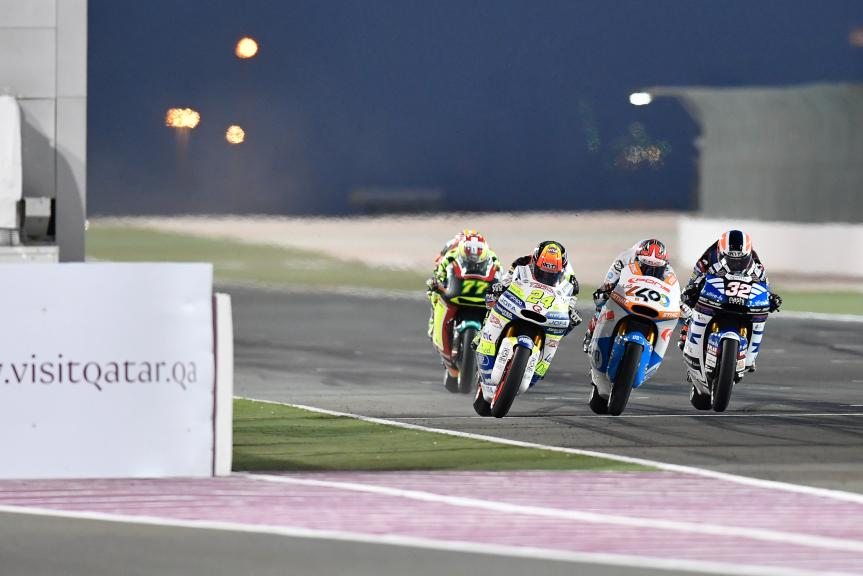 Moto2, Grand Prix of Qatar