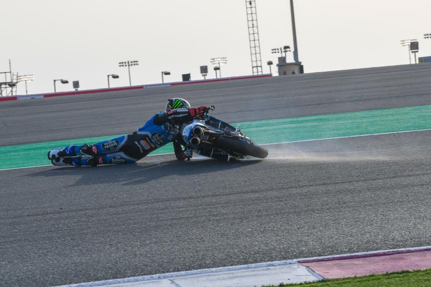 Alonso Lopez, Estrella Galicia 0,0, Grand Prix of Qatar