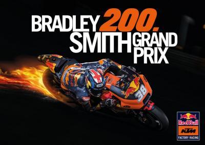 Good luck @BradleySmith38 in your 200 Grand Prix