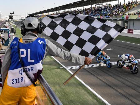 Moto3, Race, Grand Prix of Qatar