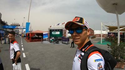 GoPro™: Nakagami's first GP in MotoGP™
