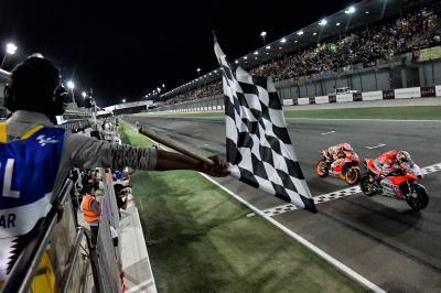 MotoGP™: ¡Mucho más que igualdad!