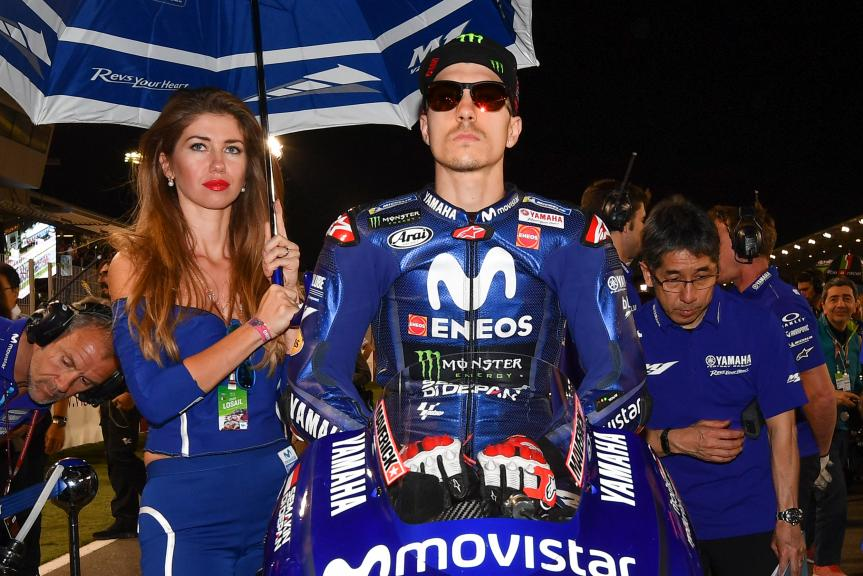 Maverick Viñales, Movistar Yamaha MotoGP, Grand Prix of Qatar