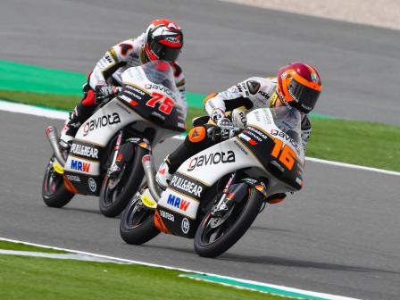 Andrea Migno, Angel Nieto Team Moto3