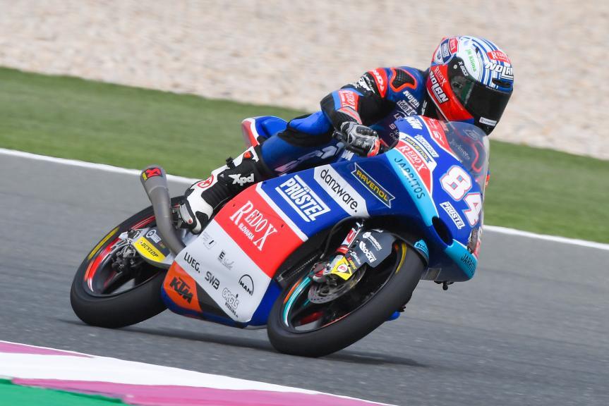 Jakub Kornfeil, Pruestelgp, Grand Prix of Qatar
