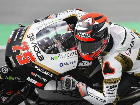 Albert Arenas, Angel Nieto Team Moto3