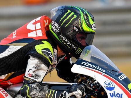Cal Crutchlow, LCR Honda Castrol, Grand Prix of Qatar