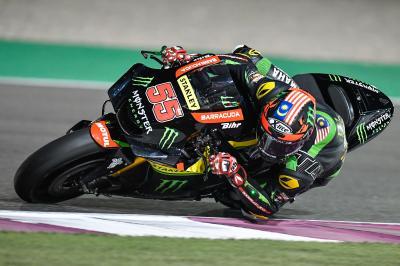 Syahrin signe les premiers points de la Malaisie en MotoGP™