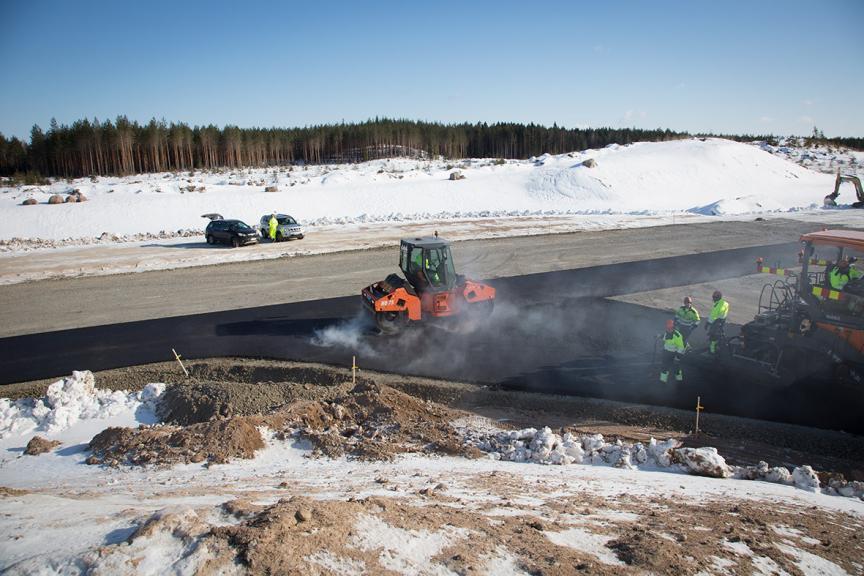 KymiRing, Finland circuit