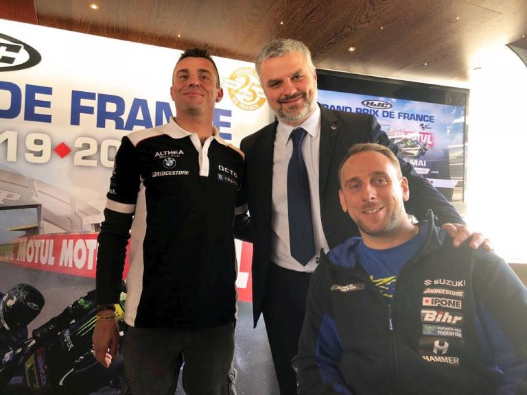 FIM support for the Handy Race at Le Mans