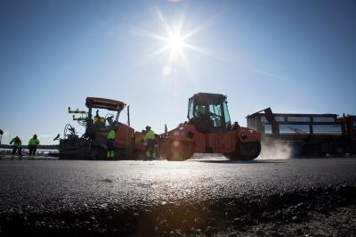 KymiRing: construction continues in Finland