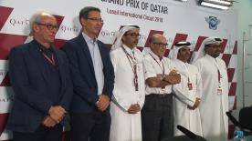 Dorna Sports, the Losail Circuit Sports Club (LCSC) and Aspire Academy had joined hands to launch the Qatar Motorsport Academy (QMA), the region's first learning school of its kind for budding riders.