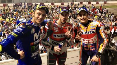 #QatarGP - Missing the apex