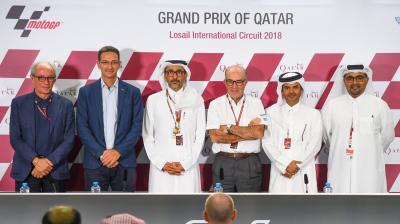 Dorna, Aspire e il Losail Circuit per l'accademia qatariota