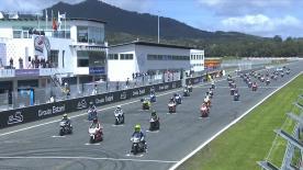 ポルトガルのエストリル・サーキットで開催されたヨーロピアン・タレント・カップ決勝レース2のハイライトビデオ。