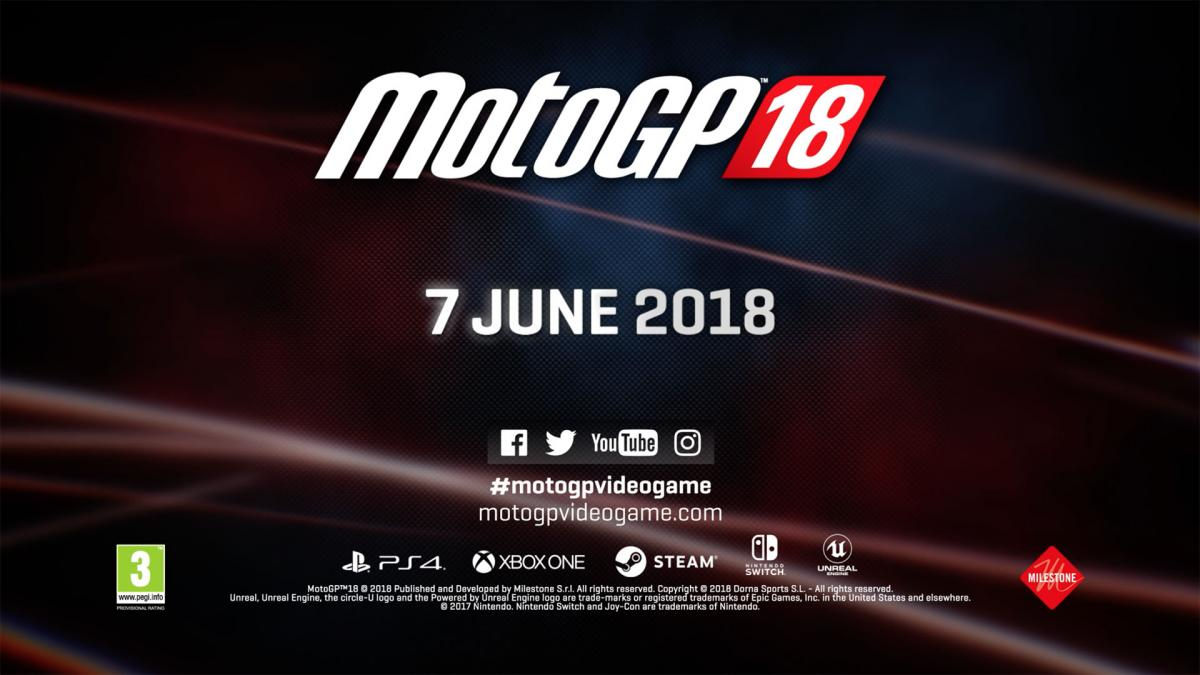 New MotoGP™18 videogame to launch on June 7th | MotoGP™