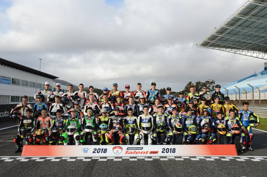 FIM CEV Repsol, European Talent Cup