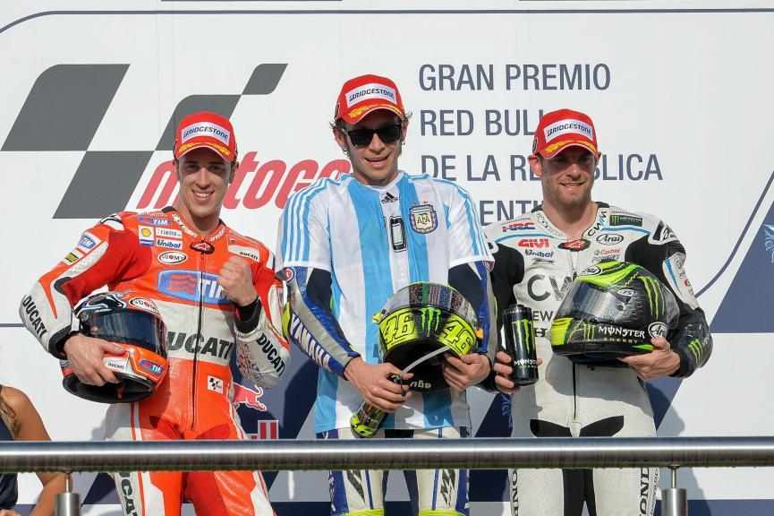 Andrea Dovizioso, Ducati Team, Gran Premio Red Bull de la República Argentina