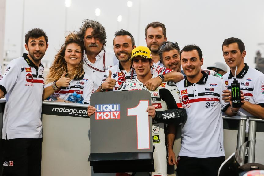 SIC58 Squadra Corse, Grand Prix of Qatar