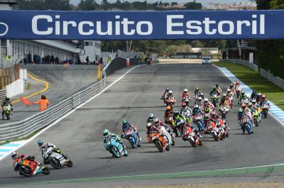 Pagliani, Lopes, Raffin, Baltus and Giral win at Estoril