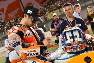 Pedrosa: «Je veux continuer de gagner avec Honda»