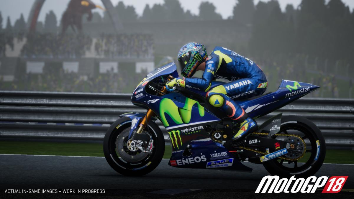 Kết quả hình ảnh cho MotoGP 18 game
