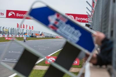 Cancellata la seconda gara della BTB
