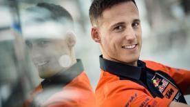 18年シーズンのフィーチャーインタビュー。第2弾は、ポル・エスパルガロ。開発状況を説明し、KTMとタイトル獲得に向けて全力を尽くす意気込みを語る。