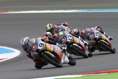 The Red Bull MotoGP Rookies Cup season kick starts in Jerez