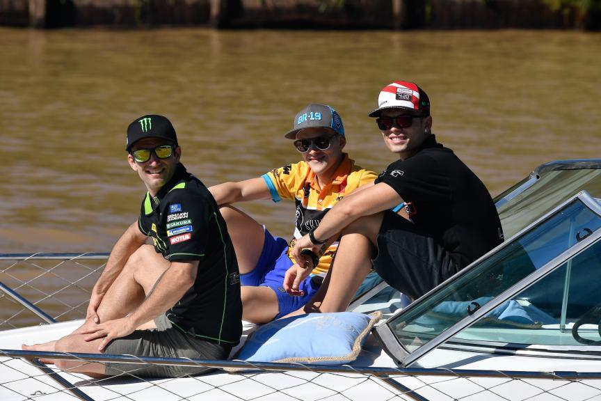 Pre-event, Gran Premio Motul de la República Argentina